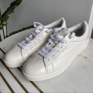 Dior White Move Sneakers Size 40